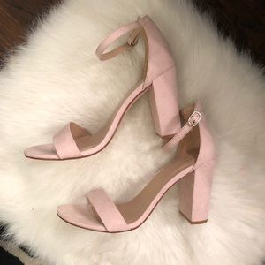 A new day heeled sandals